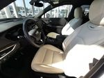 White[Crystal White Tricoat] 2019 Cadillac XT4 Left Front Interior Photo in Edmonton AB