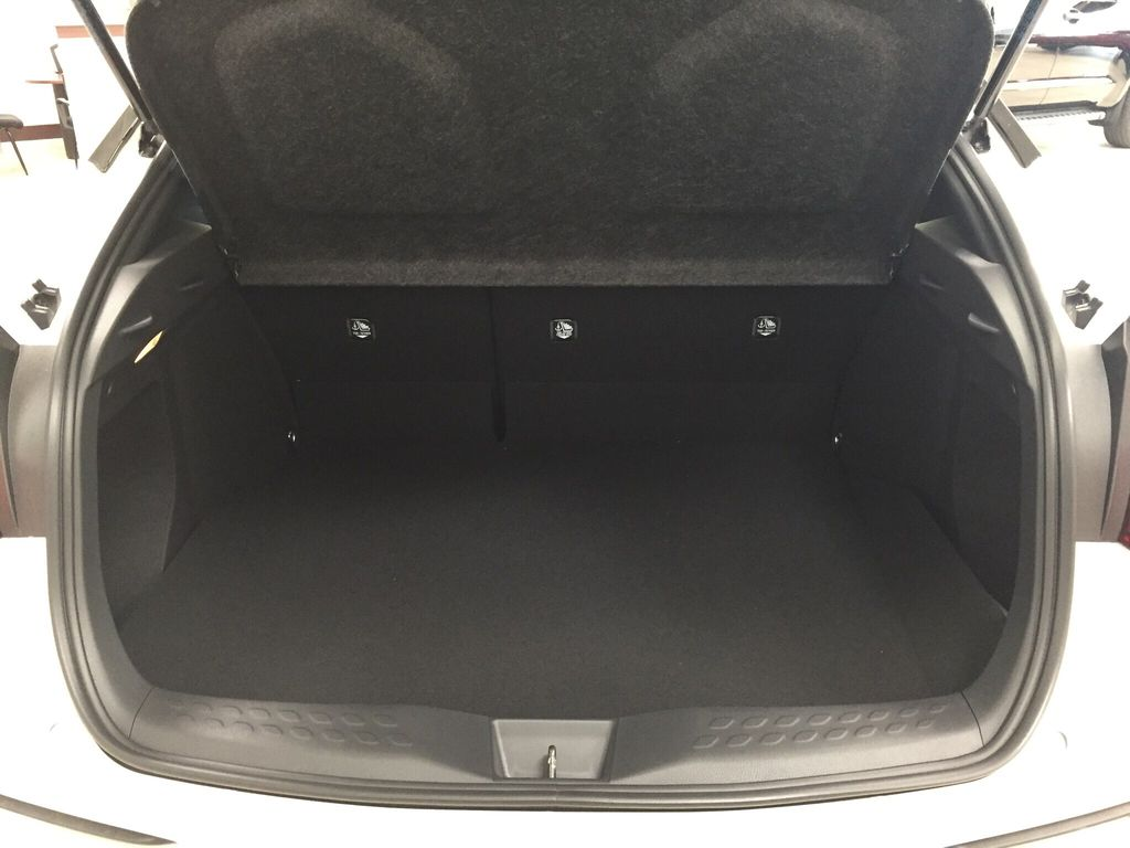 White[Blizzard Pearl] 2021 Toyota C-HR XLE Premium Cargo Area/Rear Seats Photo in Sherwood Park AB