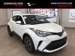 White[Blizzard Pearl] 2021 Toyota C-HR XLE Premium Primary Photo in Sherwood Park AB