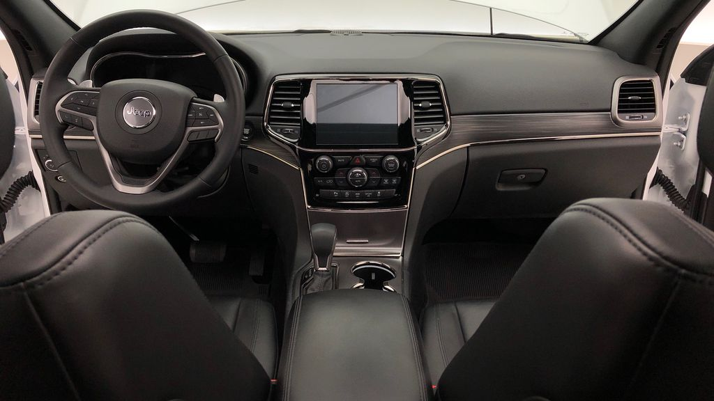 White[Bright White] 2019 Jeep Grand Cherokee Limited X 4WD - Panoramic Roof Central Dash Options Photo in Winnipeg MB