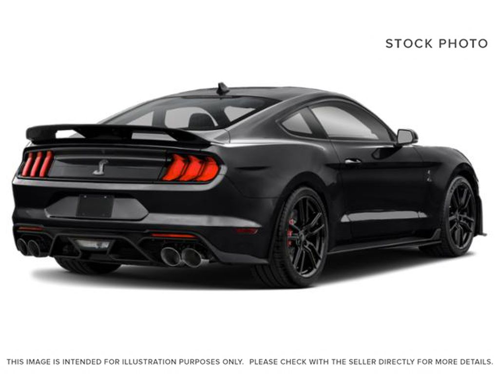 Black[Shadow Black] 2021 Ford Mustang Right Rear Corner Photo in Dartmouth NS