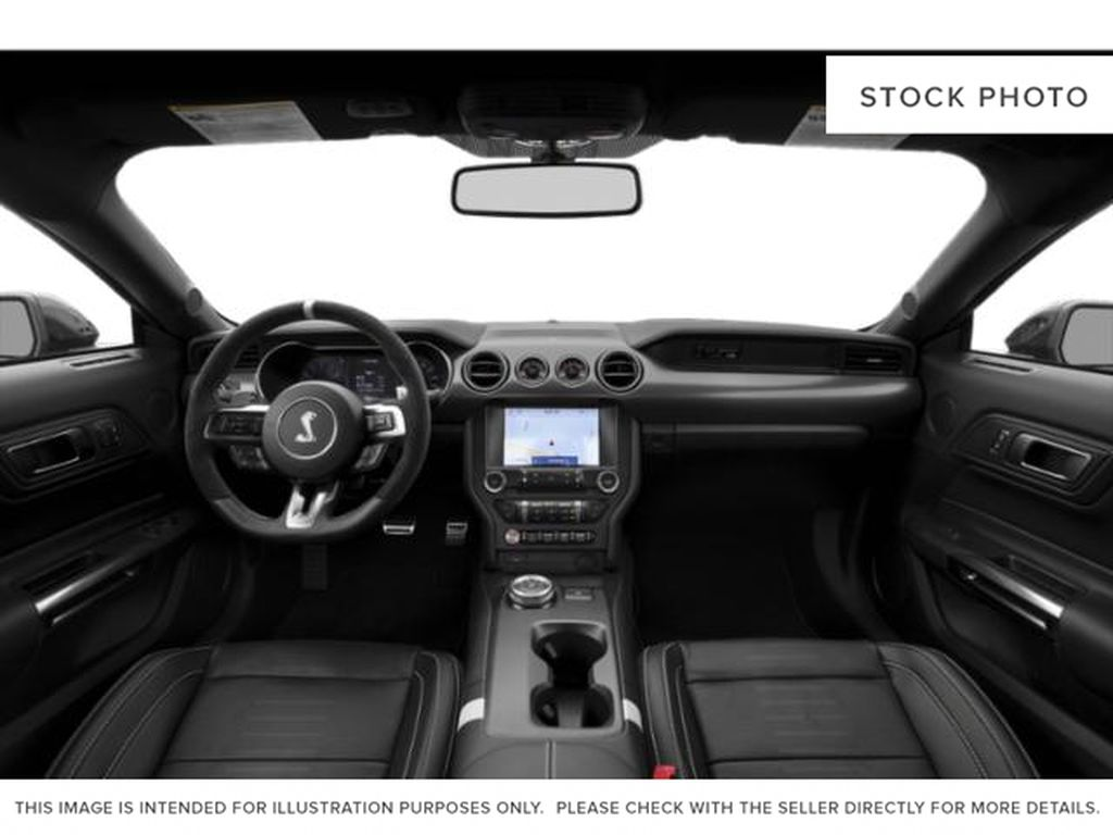 Black[Shadow Black] 2021 Ford Mustang Central Dash Options Photo in Dartmouth NS
