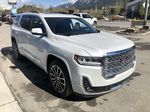 White[White Frost Tricoat] 2021 GMC Acadia Denali Primary Photo in Canmore AB