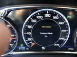 White[White Frost Tricoat] 2021 GMC Acadia Denali Odometer Photo in Canmore AB