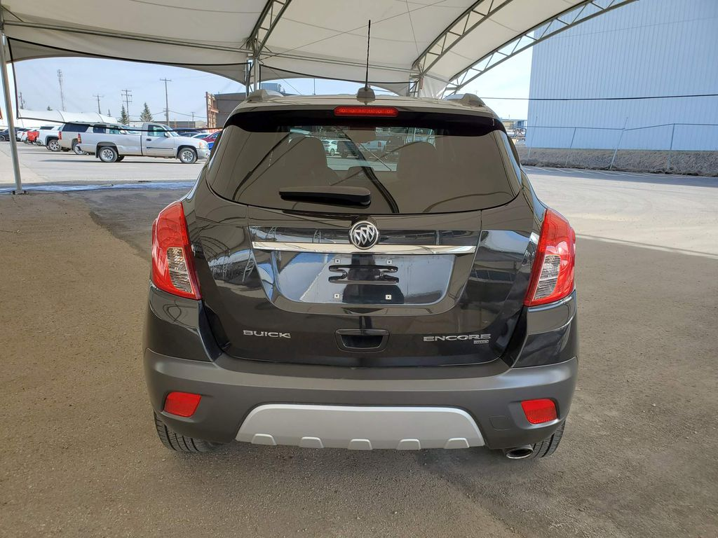 Black 2016 Buick Encore Center Console Photo in Airdrie AB