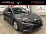 Gray[Pre-Dawn Grey Mica] 2021 Toyota Camry SE FWD Primary Listing Photo in Sherwood Park AB