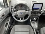 Silver[Moondust Silver Metallic] 2020 Ford EcoSport SE 4WD *Heated Cloth Seats* Backup Cam* Heated Mirrors* Steering Wheel and Dash Photo in Brandon MB