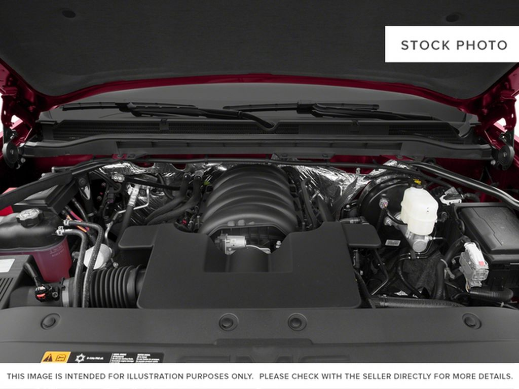 White[Summit White] 2015 GMC Sierra 1500 Engine Compartment Photo in Fort Macleod AB