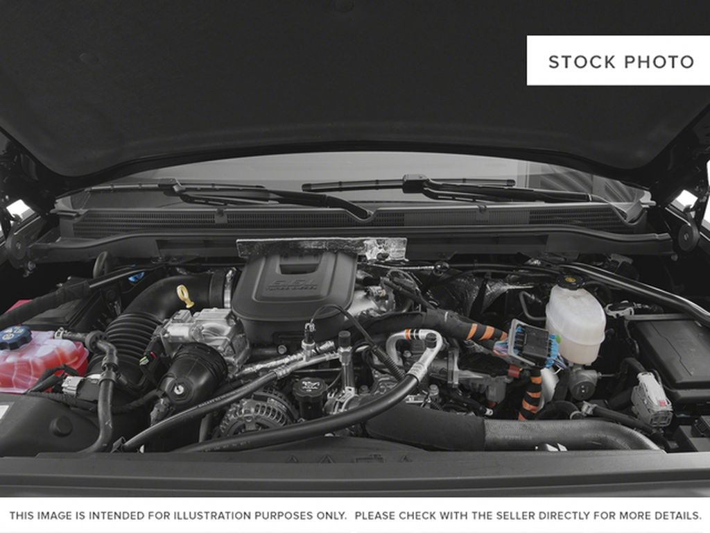 White[Summit White] 2017 GMC Sierra 3500HD Engine Compartment Photo in Fort Macleod AB