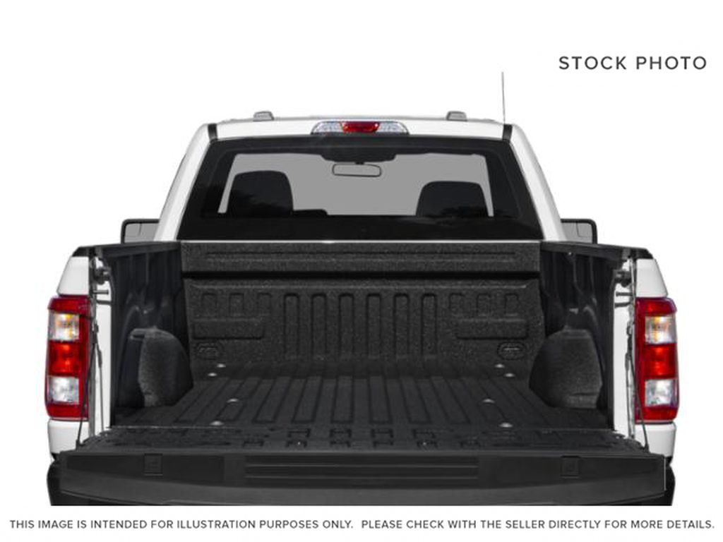 Silver[Iconic Silver Metallic] 2021 Ford F-150 Trunk / Cargo Area Photo in Dartmouth NS