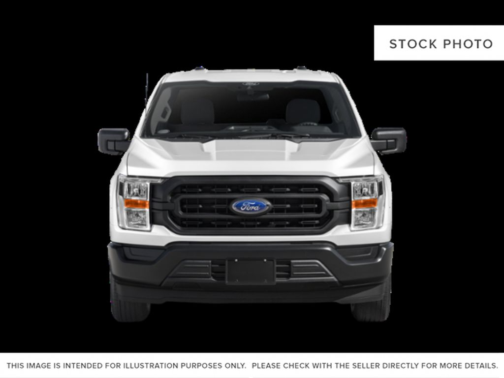 Silver[Iconic Silver Metallic] 2021 Ford F-150 Front Vehicle Photo in Dartmouth NS