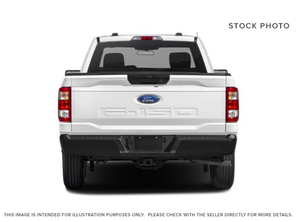 Silver[Iconic Silver Metallic] 2021 Ford F-150 Rear of Vehicle Photo in Dartmouth NS