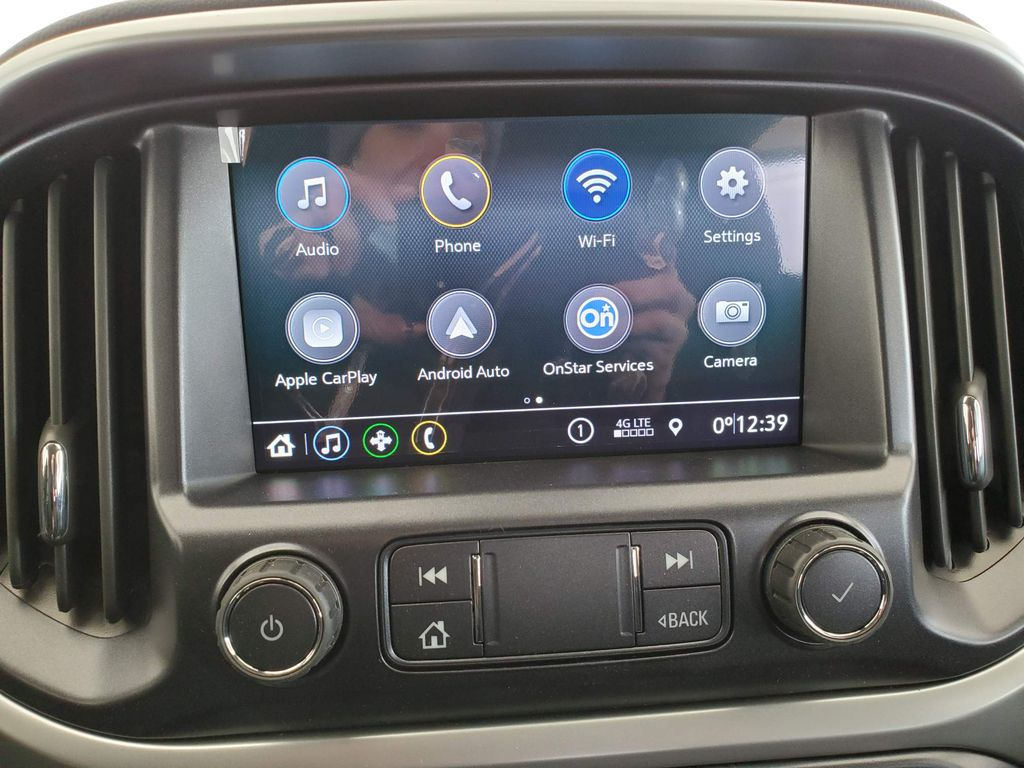 2021 Chevrolet Colorado Left Side Photo in Airdrie AB