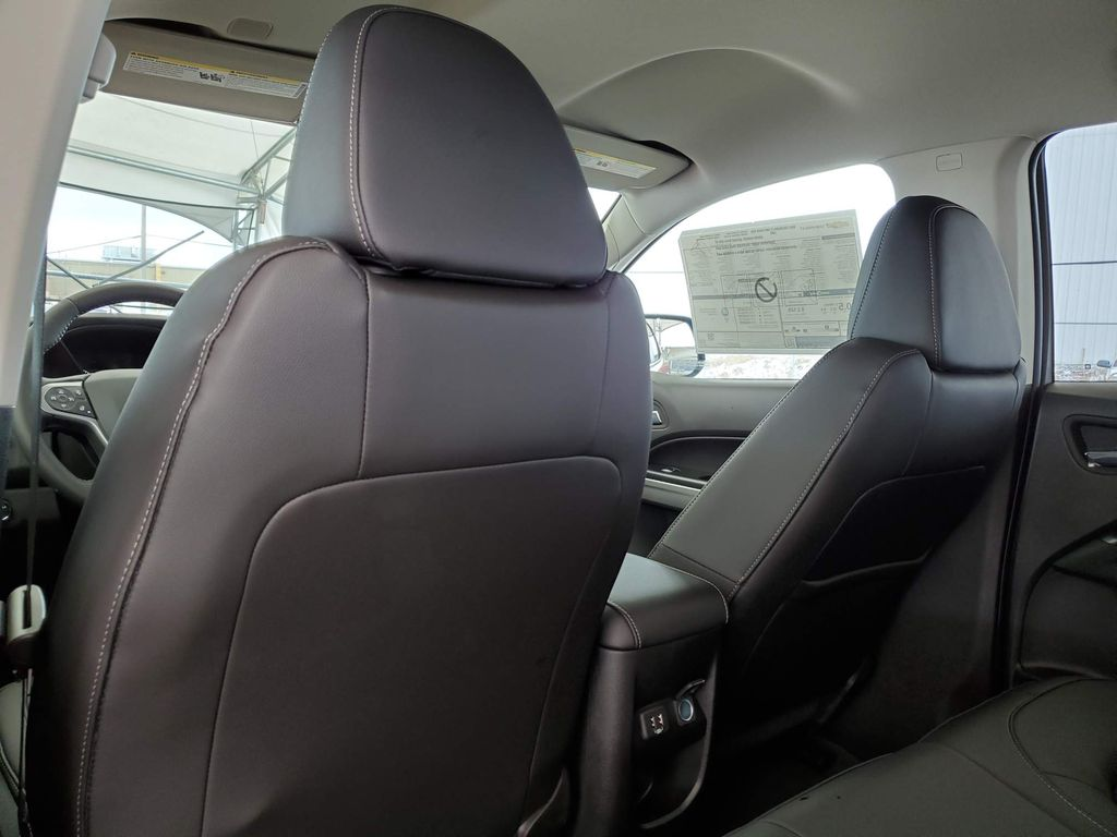 2021 Chevrolet Colorado Center Console Photo in Airdrie AB