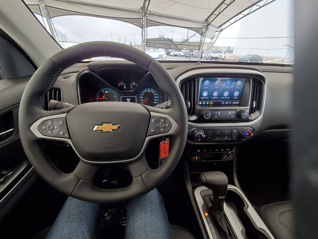 2021 Chevrolet Colorado Front Vehicle Photo in Airdrie AB