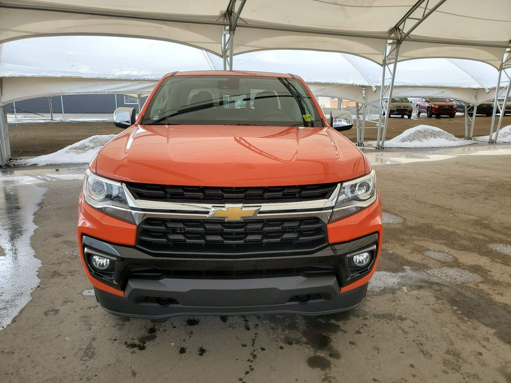 2021 Chevrolet Colorado Left Front Corner Photo in Airdrie AB
