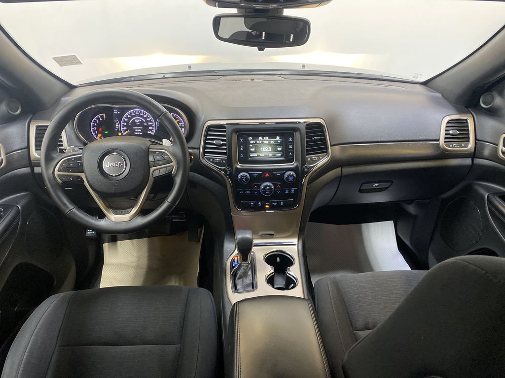 SILVER 2017 Jeep Grand Cherokee Laredo - Backup Camera, Bluetooth, Heated Front Seats Strng Wheel/Dash Photo: Frm Rear in Edmonton AB