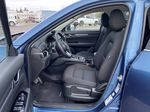 Blue[Deep Crystal Blue Mica] 2020 Mazda CX-5 Left Front Rim and Tire Photo in Brandon MB