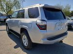 Silver[Classic Silver Metallic] 2016 Toyota 4Runner Left Rear Corner Photo in Kelowna BC