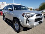 Silver[Classic Silver Metallic] 2016 Toyota 4Runner Right Front Corner Photo in Kelowna BC