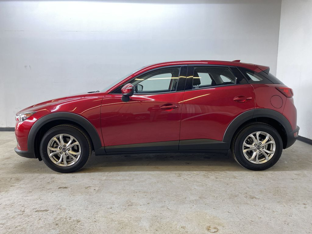 RED 2019 Mazda CX-3 GS - Apple CarPlay, Backup Camera, Heated Seats Left Side Photo in Edmonton AB