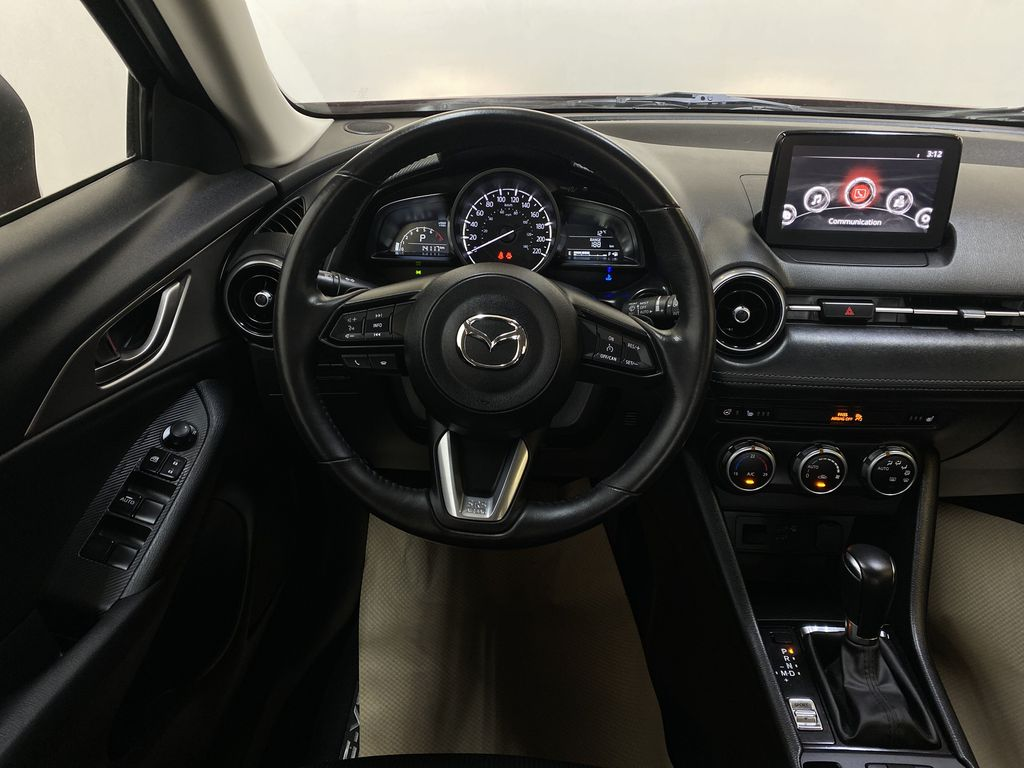 RED 2019 Mazda CX-3 GS - Apple CarPlay, Backup Camera, Heated Seats Strng Wheel: Frm Rear in Edmonton AB