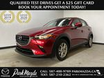 RED 2019 Mazda CX-3 GS - Apple CarPlay, Backup Camera, Heated Seats Primary Photo in Edmonton AB