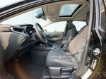 Black[Black Sand Pearl] 2021 Toyota Corolla LE Upgrade Package BPRBLC BM Central Dash Options Photo in Brampton ON