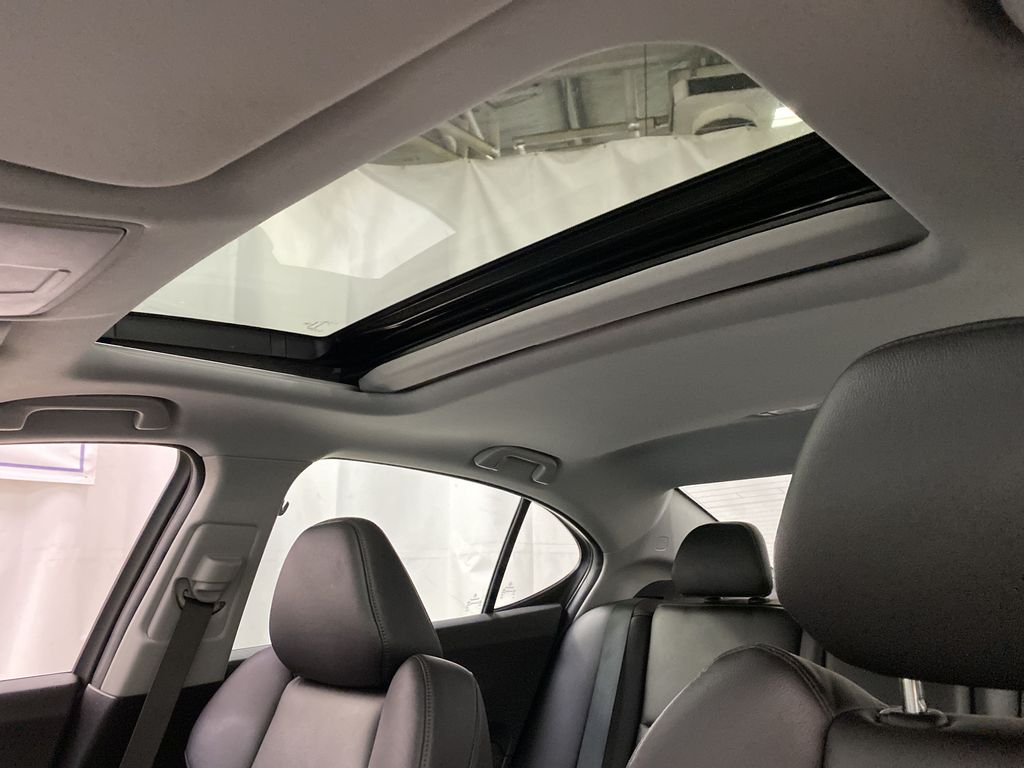 Black[Crystal Black Pearl] 2015 Acura TLX Sunroof Photo in Dartmouth NS