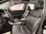 Black[Crystal Black Pearl] 2015 Acura TLX Left Front Interior Photo in Dartmouth NS