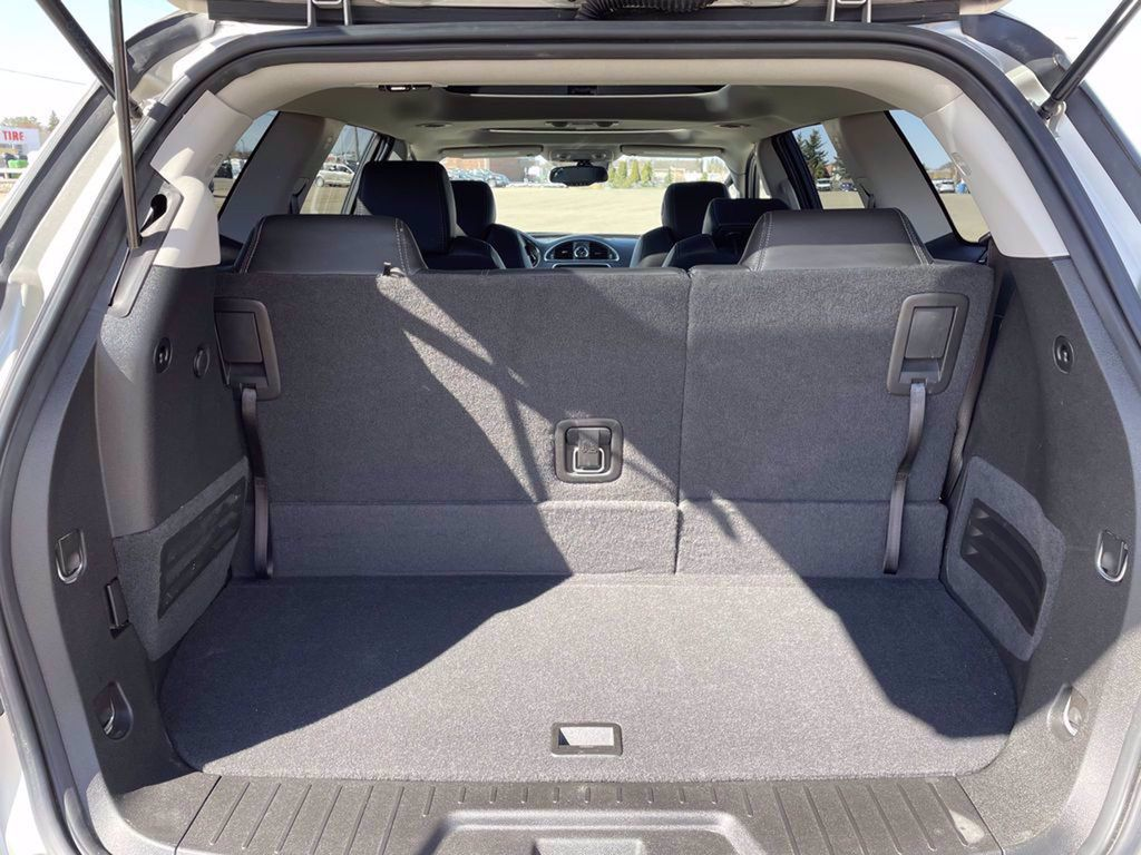 2017 Buick Enclave Front Vehicle Photo in Brandon MB