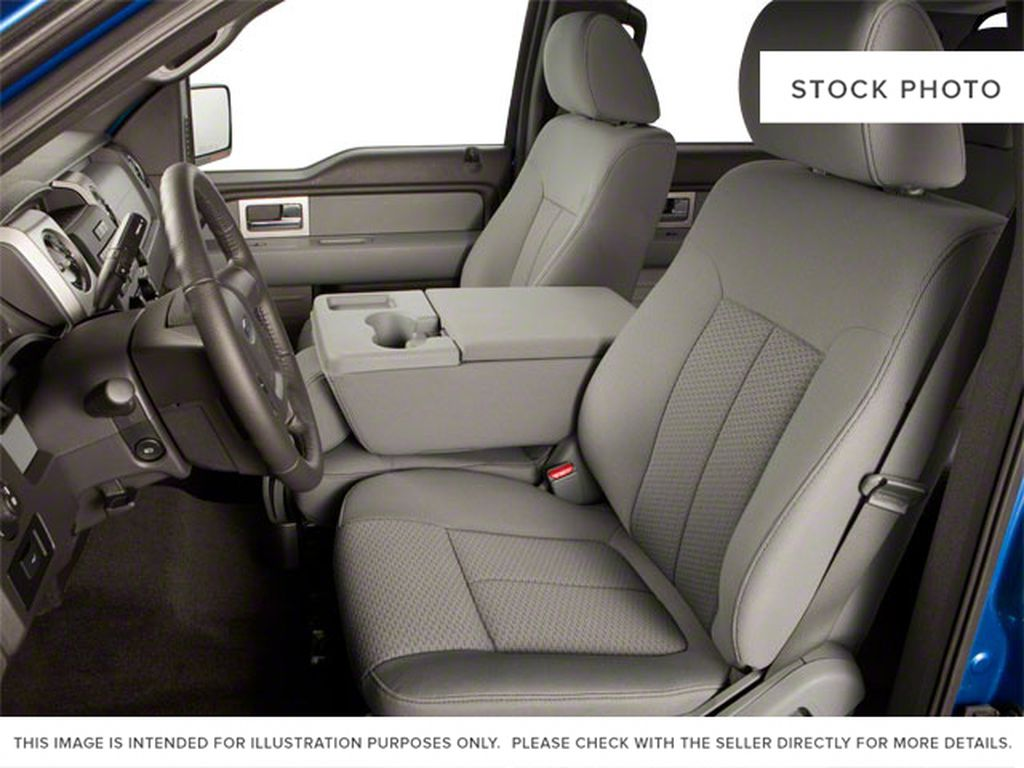 2010 Ford F-150 Left Front Interior Photo in Medicine Hat AB