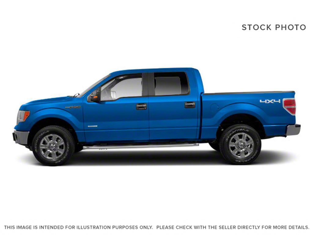 2010 Ford F-150 Left Side Photo in Medicine Hat AB