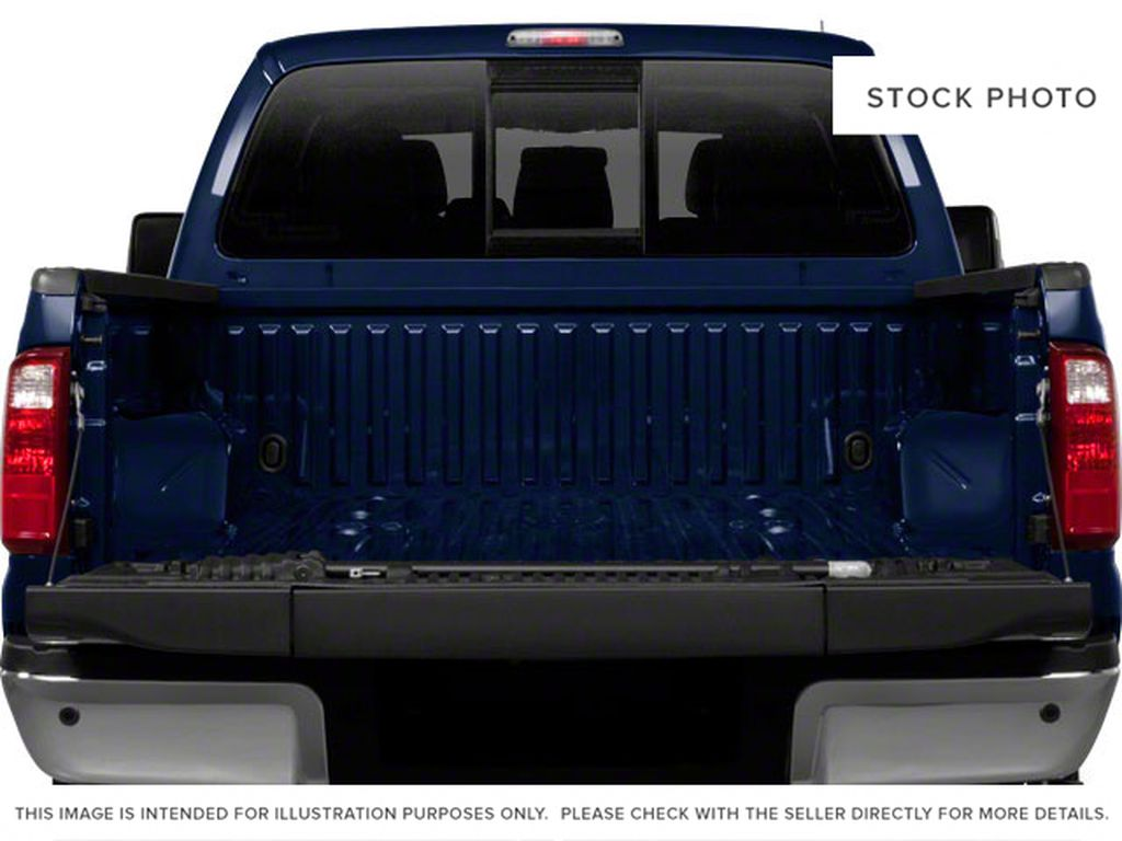 Black[Black] 2011 Ford Super Duty F-250 SRW Trunk / Cargo Area Photo in Fort Macleod AB