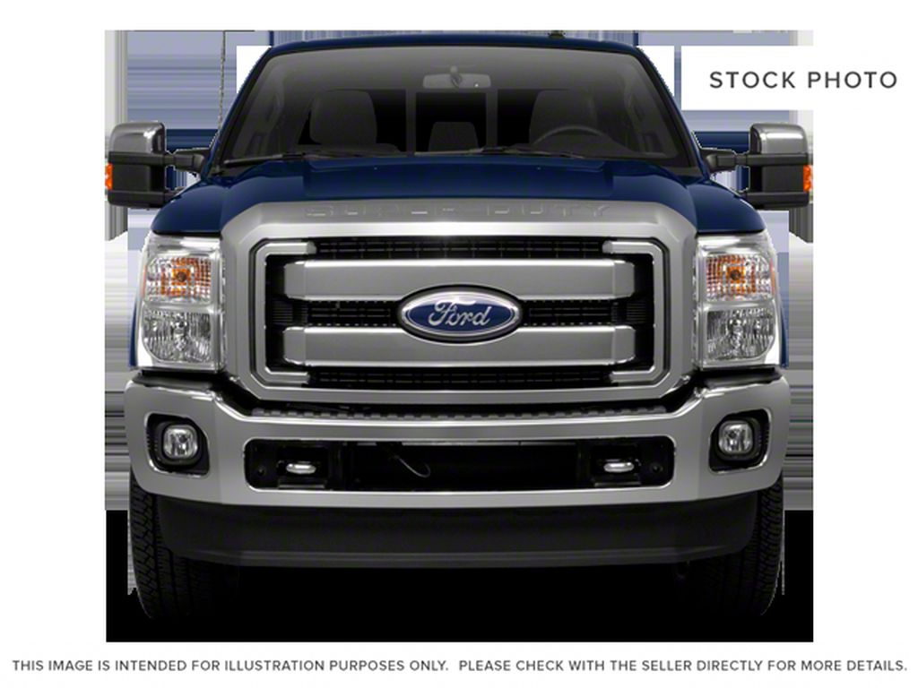 Black[Black] 2011 Ford Super Duty F-250 SRW Front Vehicle Photo in Fort Macleod AB