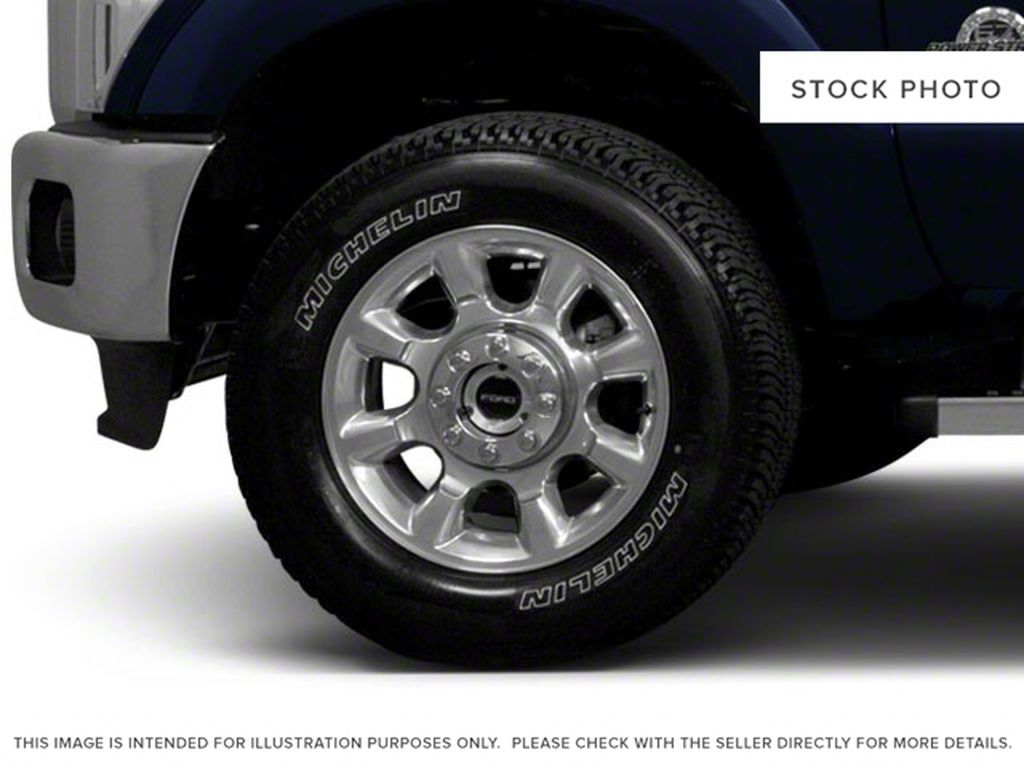 Black[Black] 2011 Ford Super Duty F-250 SRW Left Front Rim and Tire Photo in Fort Macleod AB