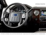 Black[Black] 2011 Ford Super Duty F-250 SRW Steering Wheel and Dash Photo in Fort Macleod AB