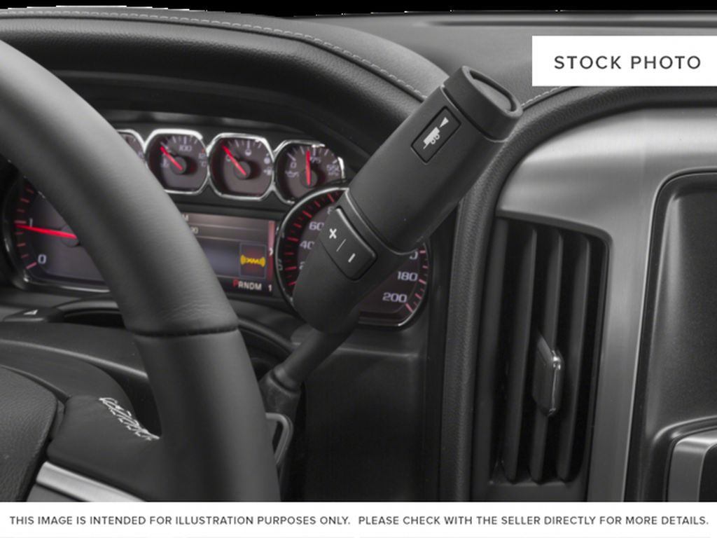 White[Summit White] 2015 GMC Sierra 2500HD Center Console Photo in Fort Macleod AB
