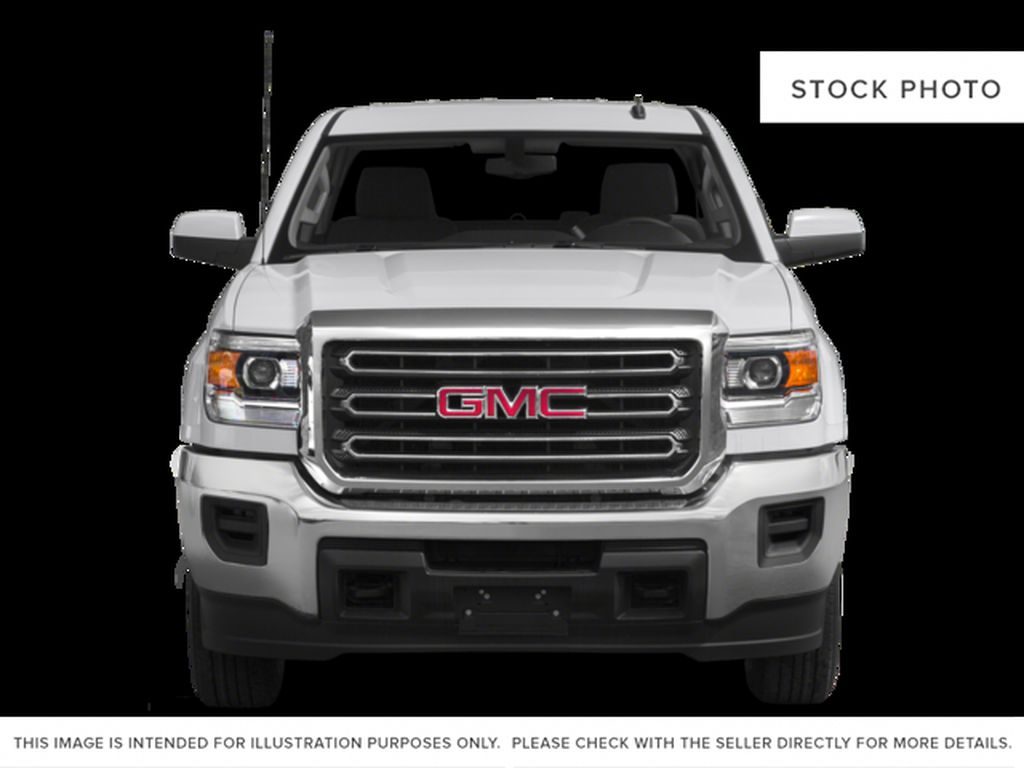 White[Summit White] 2015 GMC Sierra 2500HD Front Vehicle Photo in Fort Macleod AB