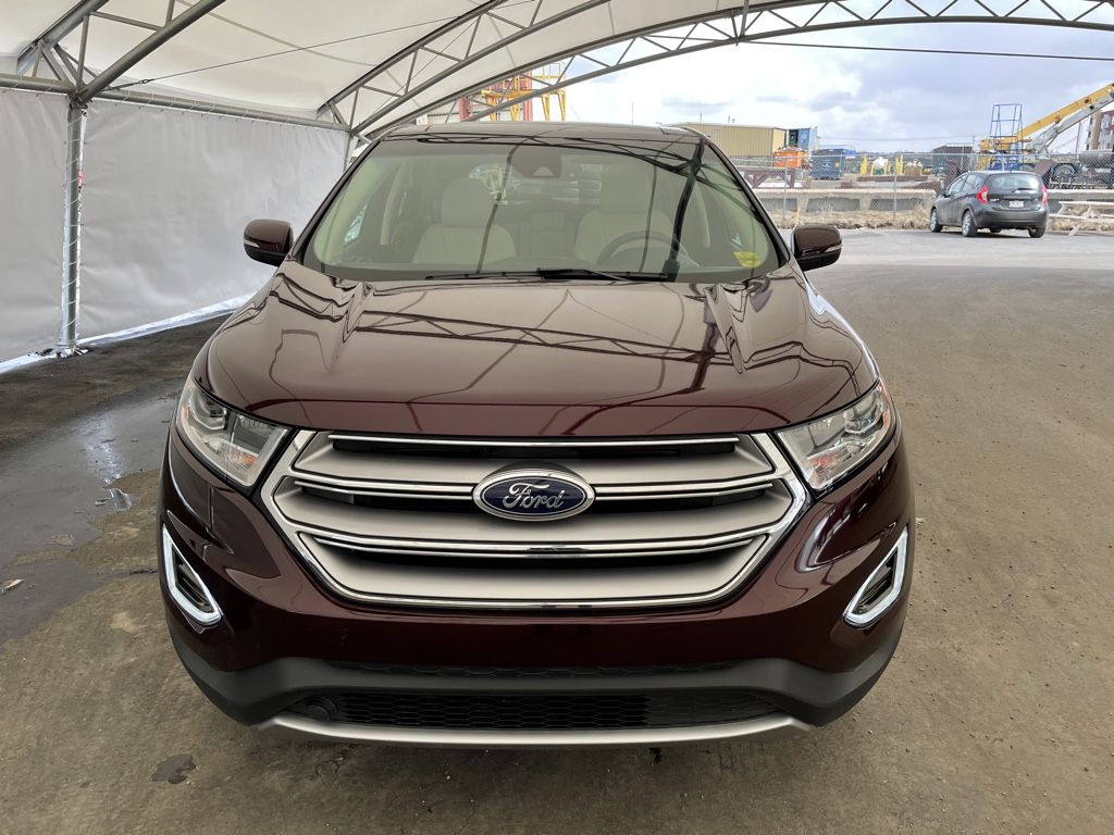 2018 Ford Edge Left Front Corner Photo in Airdrie AB