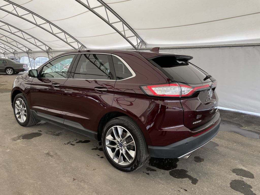 2018 Ford Edge Backup Camera Closeup Photo in Airdrie AB