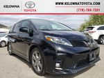 Black 2019 Toyota Sienna Primary Photo in Kelowna BC
