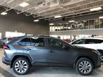 Magnetic Grey Metallic 2021 Toyota RAV4 XLE Premium Right Rear Corner Photo in Edmonton AB