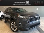 Magnetic Grey Metallic 2021 Toyota RAV4 XLE Premium Primary Photo in Edmonton AB