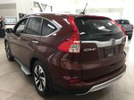 RED 2015 Honda CR-V Touring AWD Left Rear Corner Photo in Sherwood Park AB