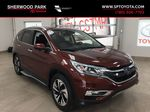 RED 2015 Honda CR-V Touring AWD Primary Photo in Sherwood Park AB