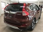 RED 2015 Honda CR-V Touring AWD Right Rear Corner Photo in Sherwood Park AB