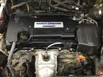 RED 2015 Honda CR-V Touring AWD Engine Compartment Photo in Sherwood Park AB