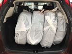 RED 2015 Honda CR-V Touring AWD Cargo Area/Rear Seats Photo in Sherwood Park AB