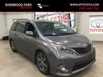 Gray[Pre-Dawn Grey Mica] 2017 Toyota Sienna SE Primary Photo in Sherwood Park AB